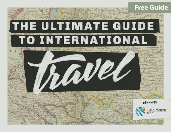 Ultimate Guide to International  Travel